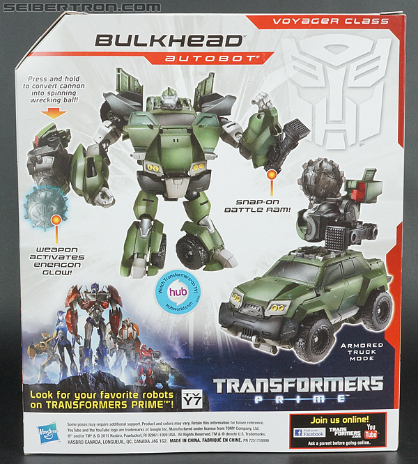 Transformers Prime: Robots In Disguise Bulkhead (Image #11 of 208)