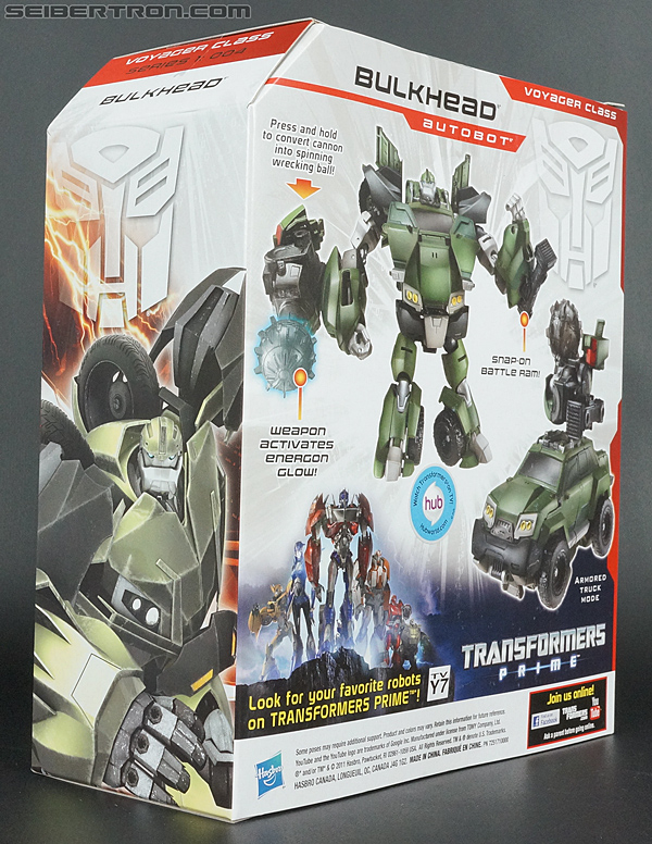 Transformers Prime: Robots In Disguise Bulkhead (Image #13 of 208)