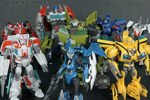 Transformers Prime: Robots In Disguise Bulkhead (Image #207 of 208)