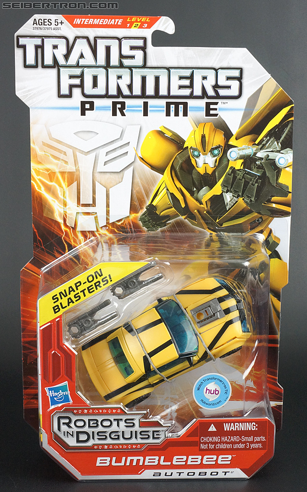 Transformers Prime: Robots In Disguise Bumblebee (Image #1 of 165)