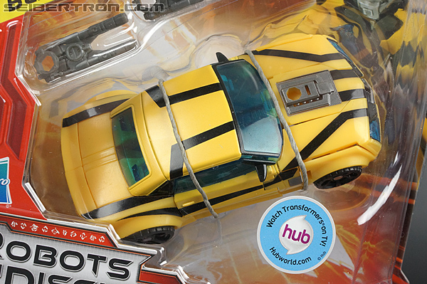 Transformers Prime: Robots In Disguise Bumblebee (Image #2 of 165)
