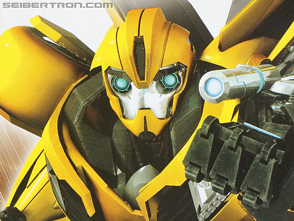 Transformers Prime: Robots In Disguise Bumblebee (Image #6 of 165)