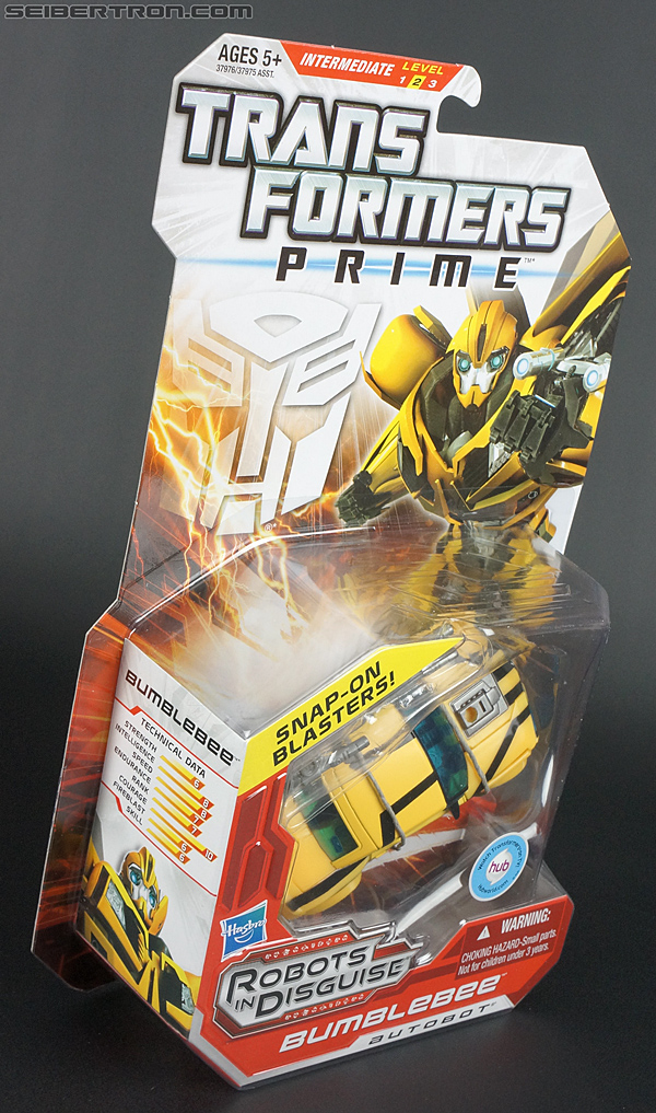 Transformers Prime: Robots In Disguise Bumblebee (Image #8 of 165)