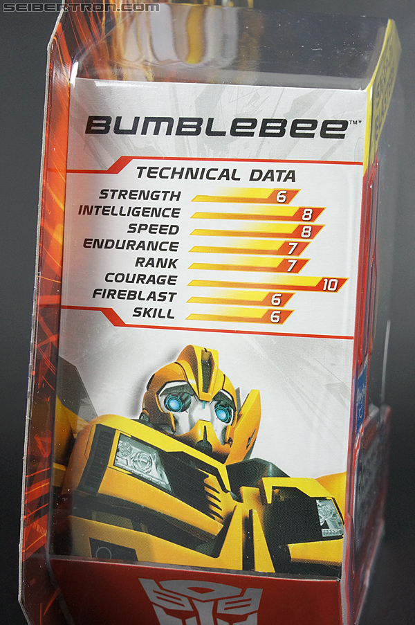 Transformers Prime: Robots In Disguise Bumblebee (Image #9 of 165)