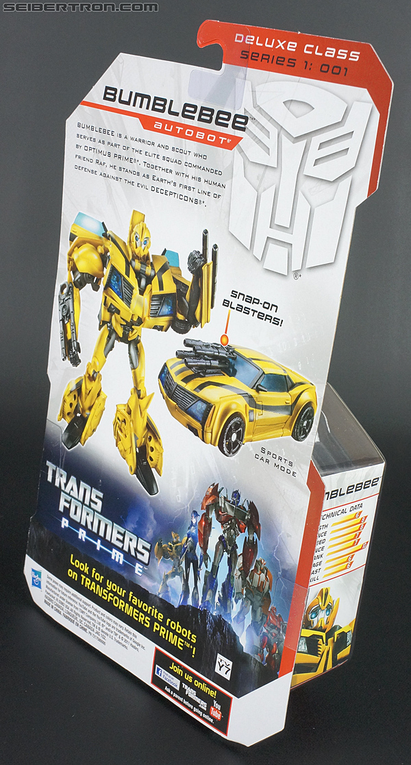 Transformers Prime: Robots In Disguise Bumblebee (Image #12 of 165)