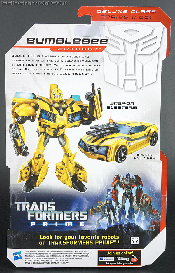 Transformers Prime: Robots In Disguise Bumblebee (Image #13 of 165)