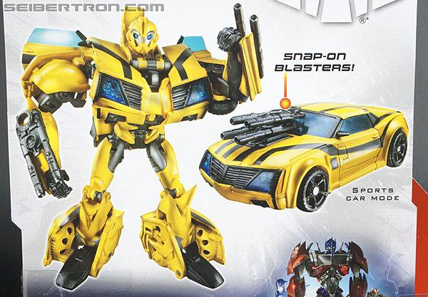 Transformers Prime: Robots In Disguise Bumblebee (Image #16 of 165)