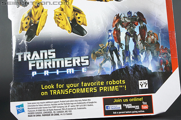 Transformers Prime: Robots In Disguise Bumblebee (Image #17 of 165)