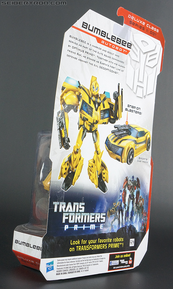 Transformers Prime: Robots In Disguise Bumblebee (Image #18 of 165)