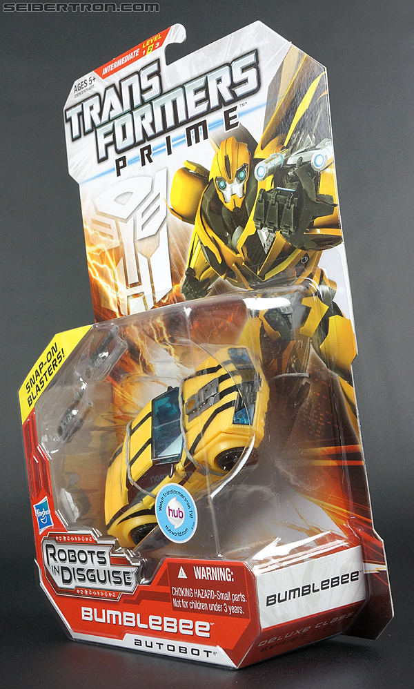 Transformers Prime: Robots In Disguise Bumblebee (Image #20 of 165)