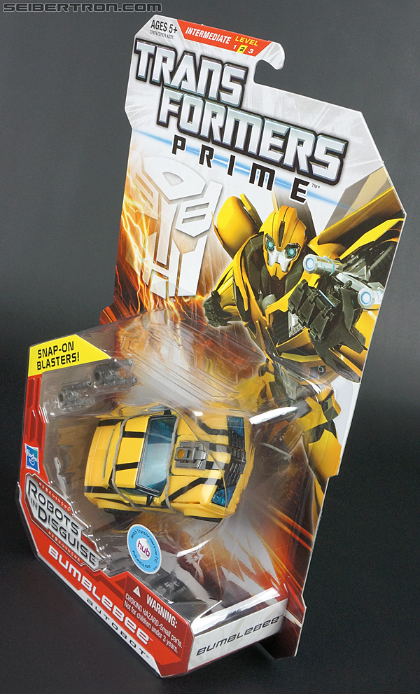 Transformers Prime: Robots In Disguise Bumblebee (Image #21 of 165)