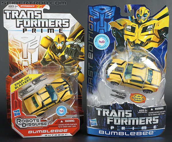 Transformers Prime: Robots In Disguise Bumblebee (Image #24 of 165)