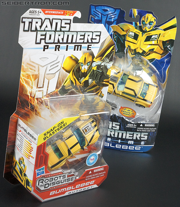 Transformers Prime: Robots In Disguise Bumblebee (Image #25 of 165)