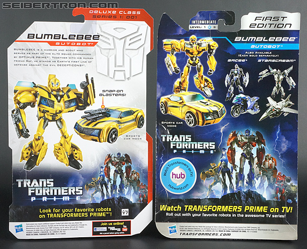 Transformers Prime: Robots In Disguise Bumblebee (Image #27 of 165)