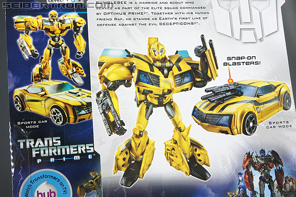 Transformers Prime: Robots In Disguise Bumblebee (Image #28 of 165)