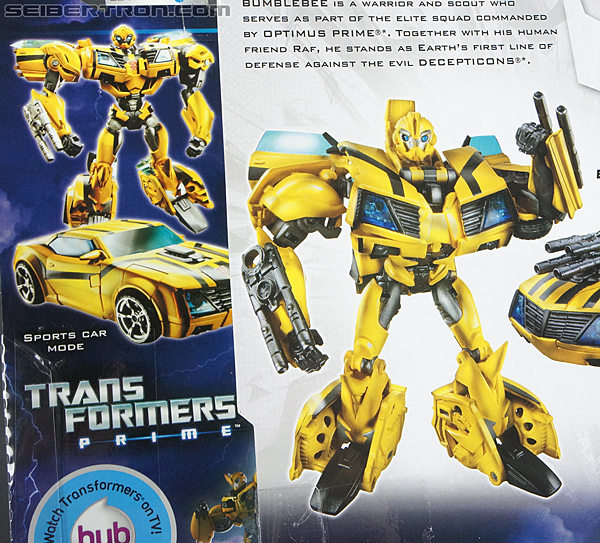 Transformers Prime: Robots In Disguise Bumblebee (Image #29 of 165)