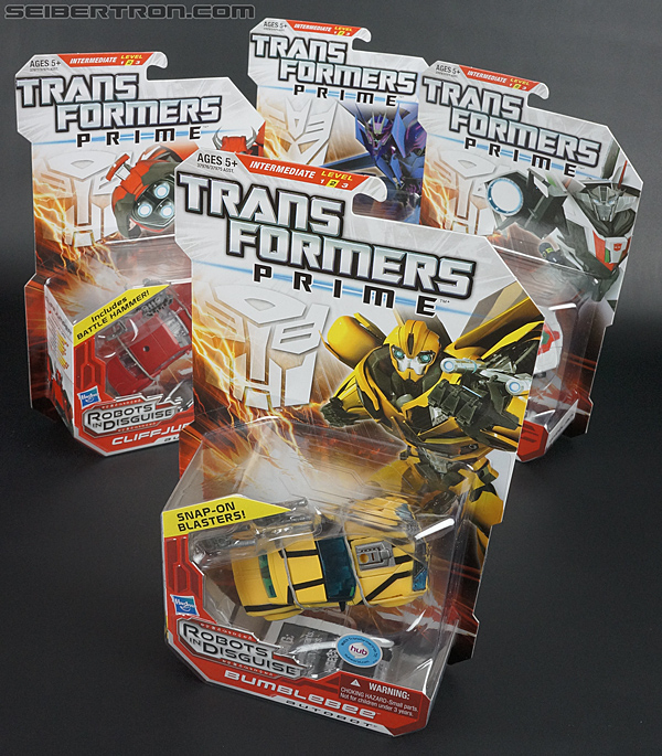 Transformers Prime: Robots In Disguise Bumblebee (Image #32 of 165)