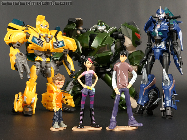 Transformers Prime: Robots In Disguise Bumblebee (Image #164 of 165)