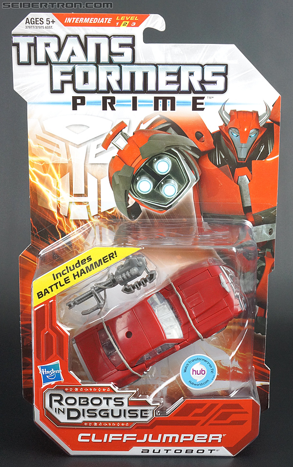 Transformers Prime: Robots In Disguise Cliffjumper (Image #1 of 159)