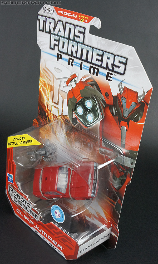 Transformers Prime: Robots In Disguise Cliffjumper (Image #20 of 159)
