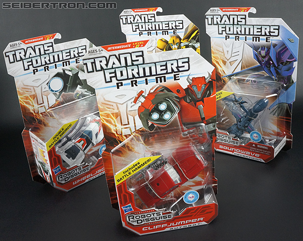 Transformers Prime: Robots In Disguise Cliffjumper (Image #25 of 159)