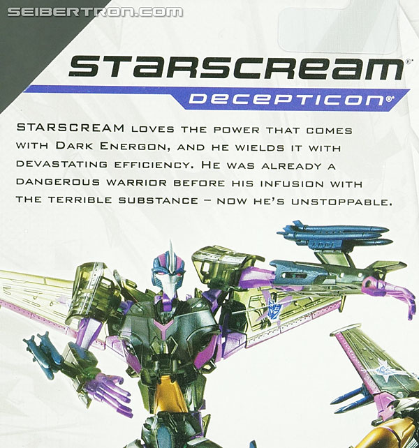 Transformers Prime: Robots In Disguise Dark Energon Starscream (Image #11 of 128)