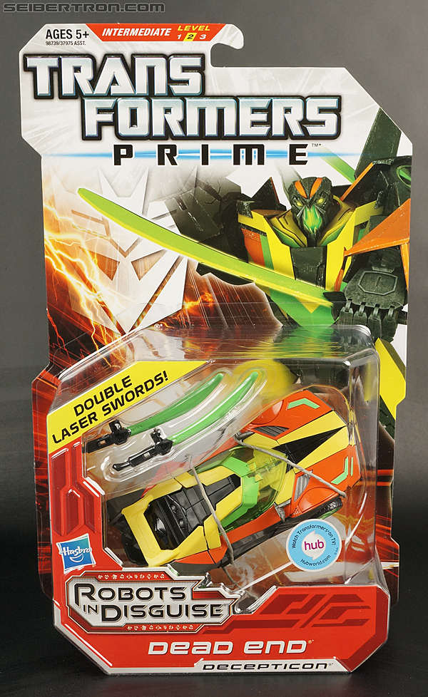 Transformers Prime: Robots In Disguise Dead End (Image #1 of 154)