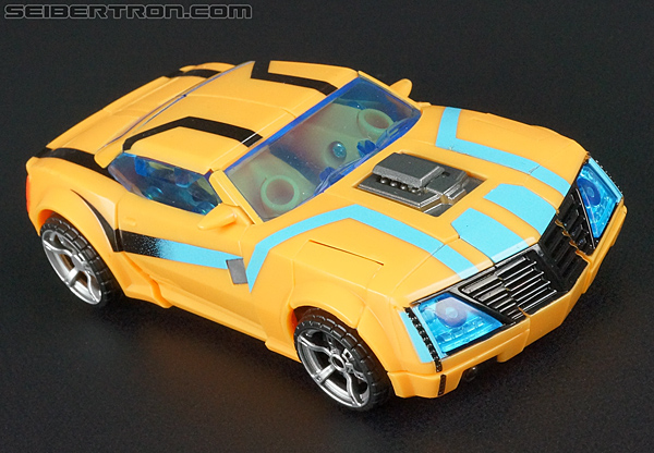 Transformers Prime: Robots In Disguise Bumblebee (Entertainment Pack) (Image #3 of 94)