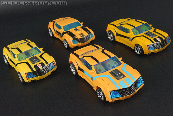 Transformers Prime: Robots In Disguise Bumblebee (Entertainment Pack) (Image #17 of 94)