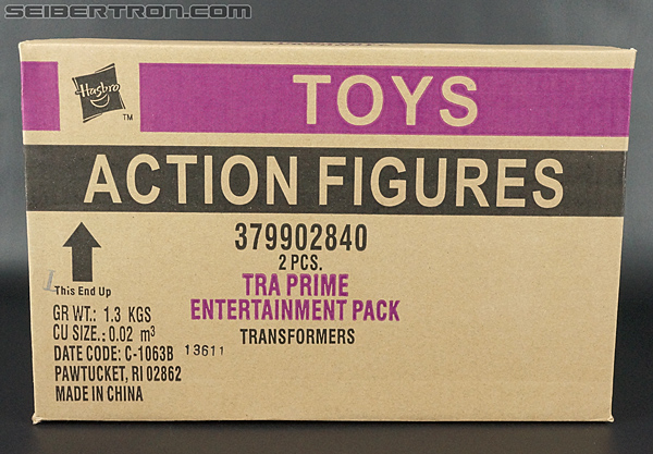 Transformers Prime: Robots In Disguise Starscream (Entertainment Pack) (Image #1 of 172)