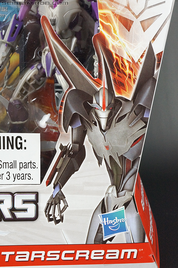 Transformers Prime: Robots In Disguise Starscream (Entertainment Pack) (Image #13 of 172)