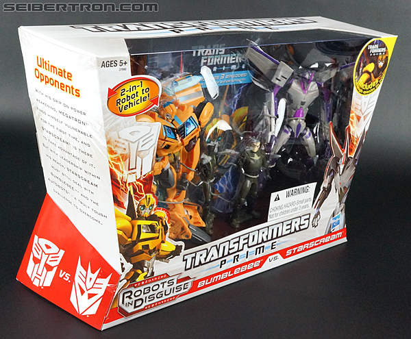 Transformers Prime: Robots In Disguise Starscream (Entertainment Pack) (Image #19 of 172)