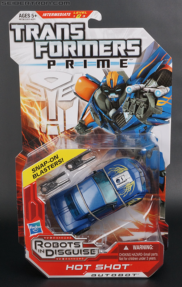 Transformers Prime: Robots In Disguise Hot Shot (Image #1 of 157)