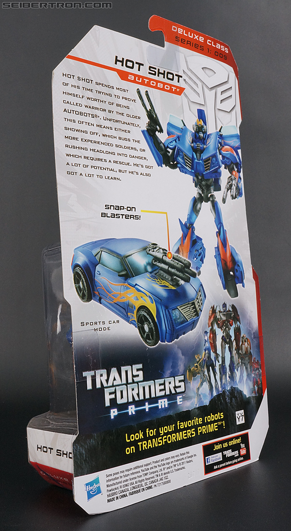 Transformers Prime: Robots In Disguise Hot Shot (Image #13 of 157)