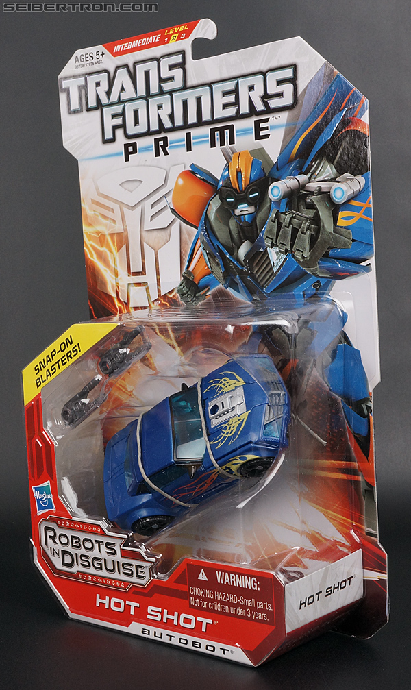 Transformers Prime: Robots In Disguise Hot Shot (Image #14 of 157)