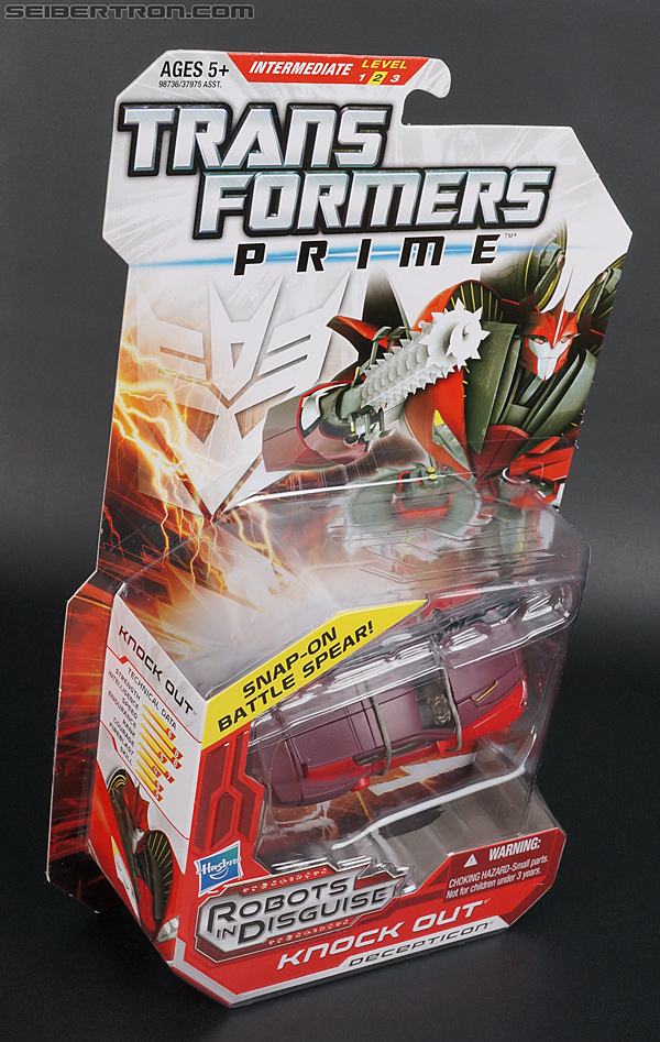 Transformers Prime: Robots In Disguise Knock Out (Image #5 of 123)