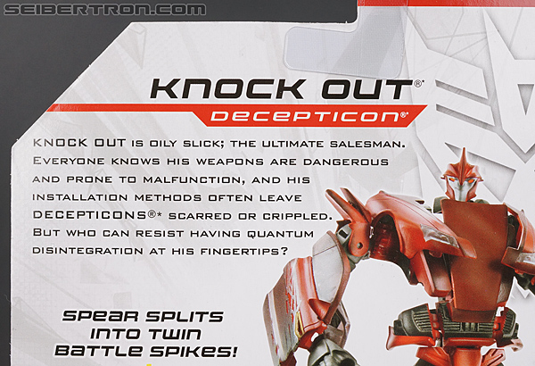Transformers Prime: Robots In Disguise Knock Out (Image #11 of 123)