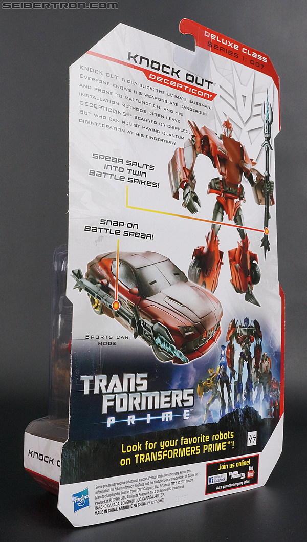 Transformers Prime: Robots In Disguise Knock Out (Image #13 of 123)