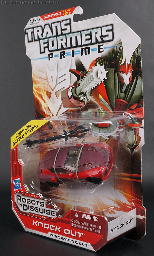 Transformers Prime: Robots In Disguise Knock Out (Image #14 of 123)