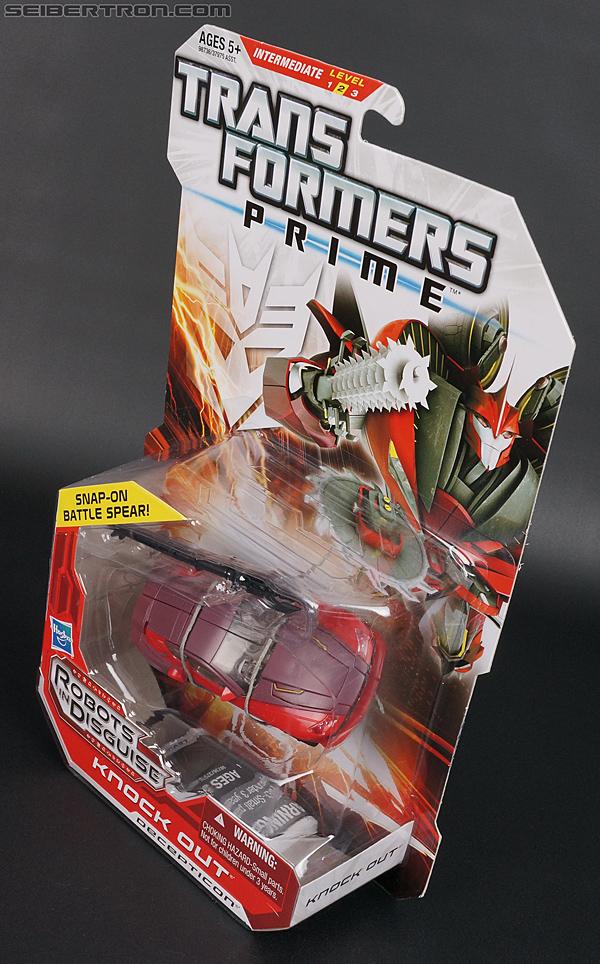 Transformers Prime: Robots In Disguise Knock Out (Image #15 of 123)