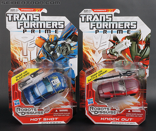 Transformers Prime: Robots In Disguise Knock Out (Image #19 of 123)