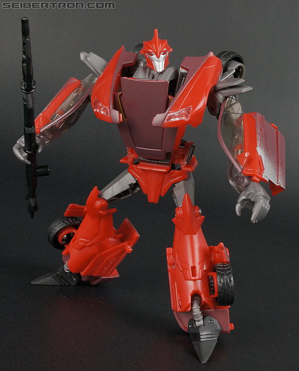 New Toy Galleries: Transformers Prime Deluxes Knock Out ...