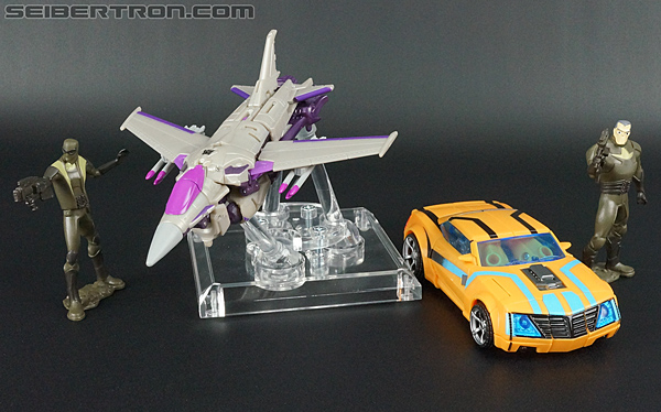 """Transformers Prime: Robots In Disguise Leland """"Silas"""" Bishop (Image #23 of 31)"""