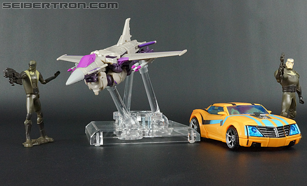 """Transformers Prime: Robots In Disguise Leland """"Silas"""" Bishop (Image #24 of 31)"""
