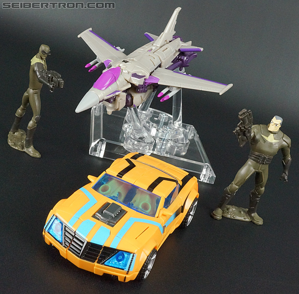 """Transformers Prime: Robots In Disguise Leland """"Silas"""" Bishop (Image #25 of 31)"""