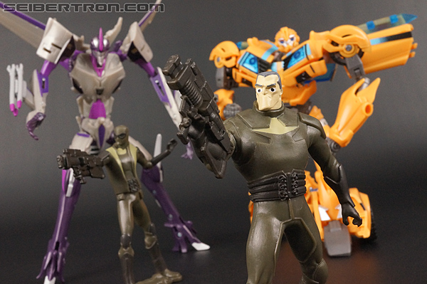 """Transformers Prime: Robots In Disguise Leland """"Silas"""" Bishop (Image #30 of 31)"""