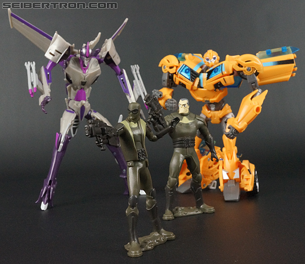 Transformers Prime: Robots In Disguise MECH Soldier (Image #31 of 32)