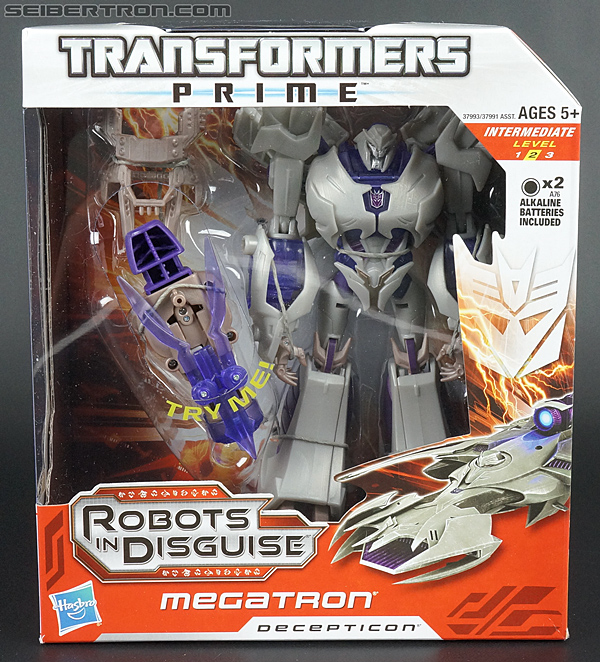 Transformers Prime: Robots In Disguise Megatron (Image #1 of 181)