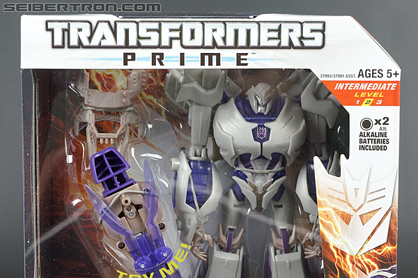 Transformers Prime: Robots In Disguise Megatron (Image #2 of 181)