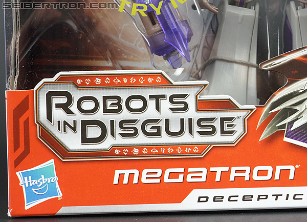 Transformers Prime: Robots In Disguise Megatron (Image #5 of 181)